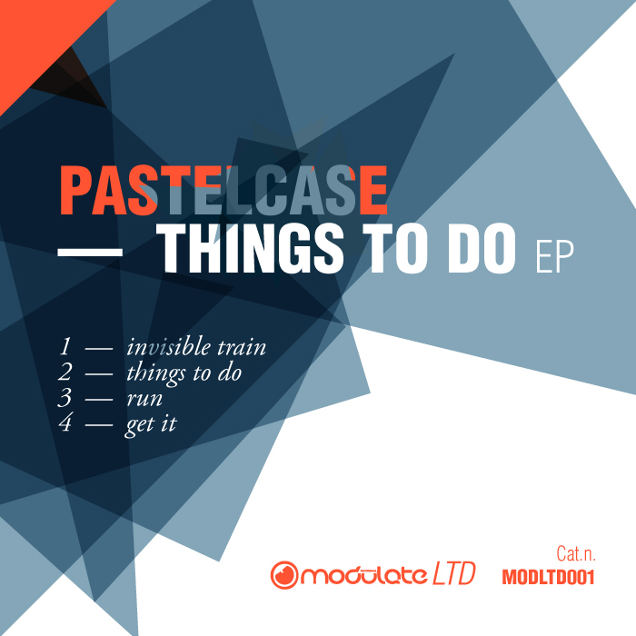 PASTELCASE - Things To Do EP