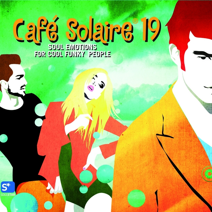 VARIOUS - Cafe Solaire Vol 19