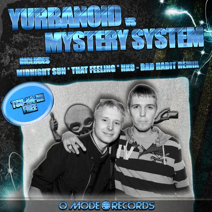 YURBANOID vs MYSTERY SYSTEM - Midnight Sun (includes free track)