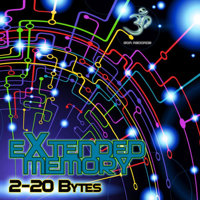 EXTENDED MEMORY - 2-20 Bytes