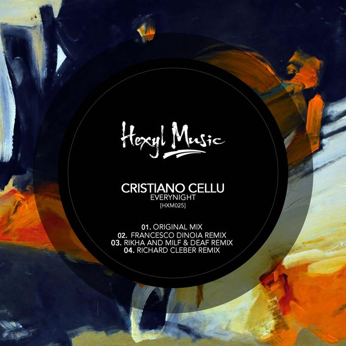 CELLU, Cristiano - Everynight