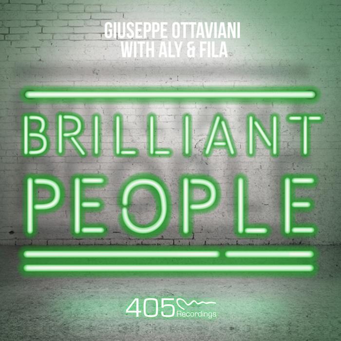 OTTAVIANI, Giuseppe with ALY & FILA - Brilliant People