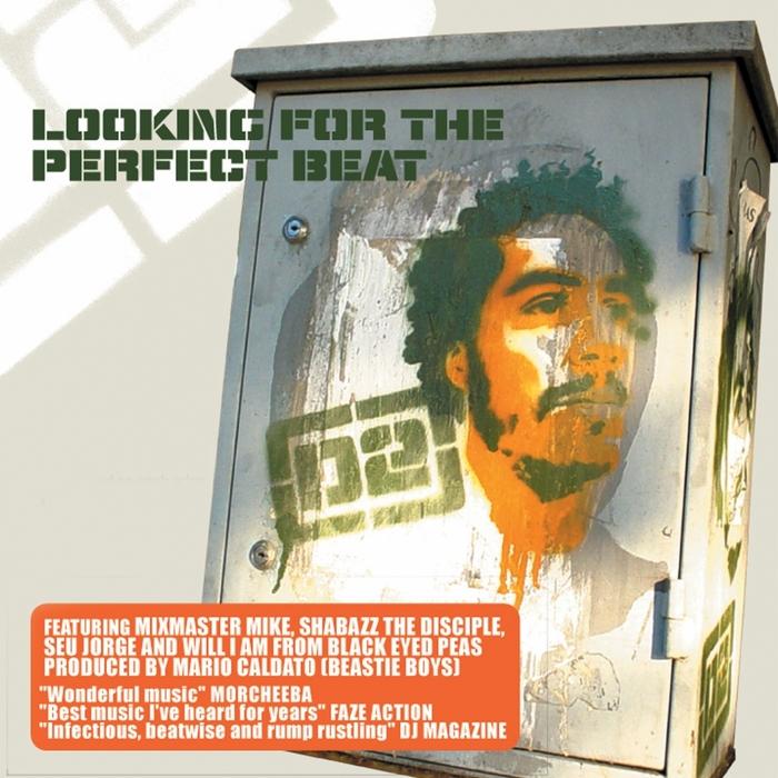 MARCELO D2 - Looking For The Perfect Beat: A Procura Da Batida Perfeita