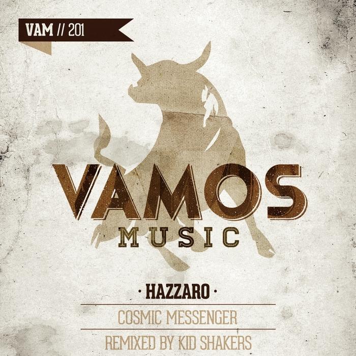 HAZZARO - Cosmic Messenger