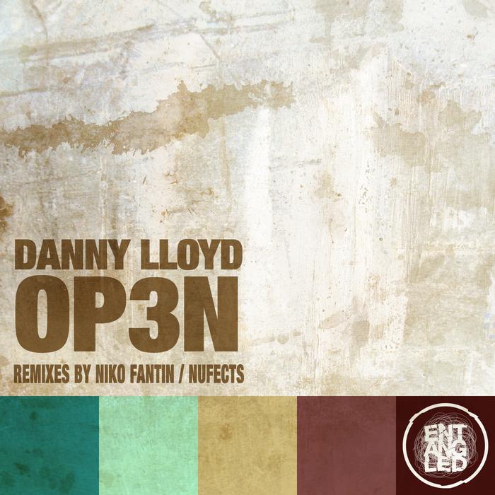LLOYD, Danny - Op3n