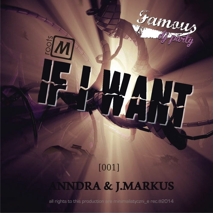 ANNDRA/J MARKUS - If I Want