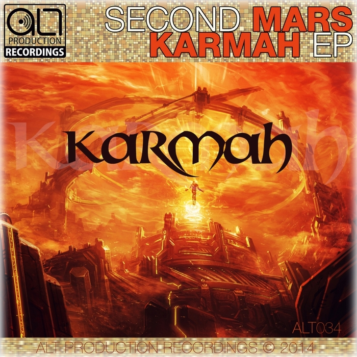 SECOND MARS - Karmah