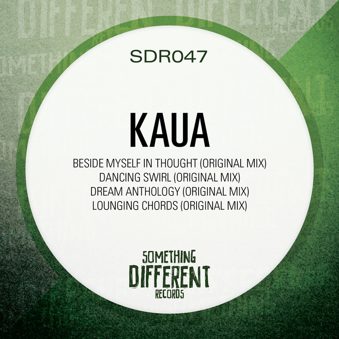 KAUA - Beside Myself In Thought EP