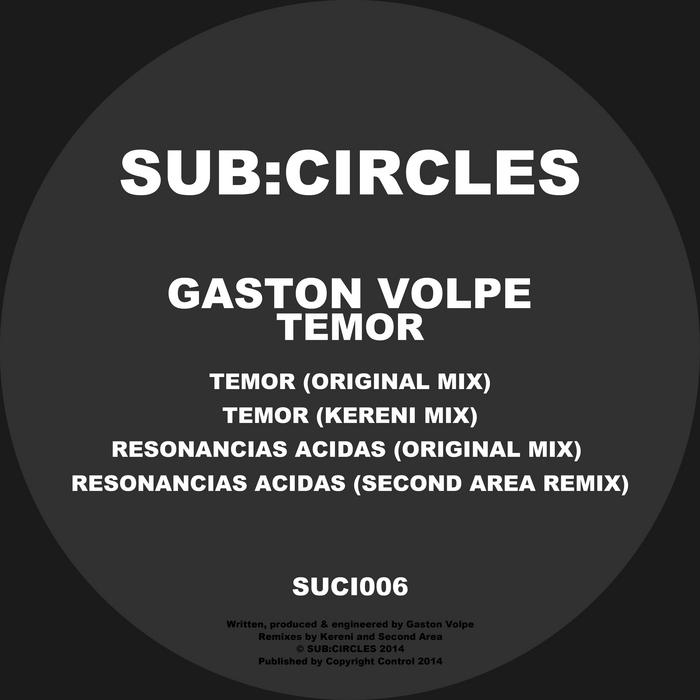 GASTON VOLPE - Temor