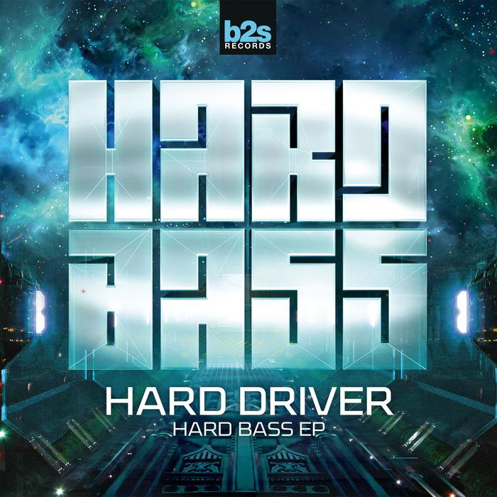 HARD DRIVER - Hard Bass 2014 EP
