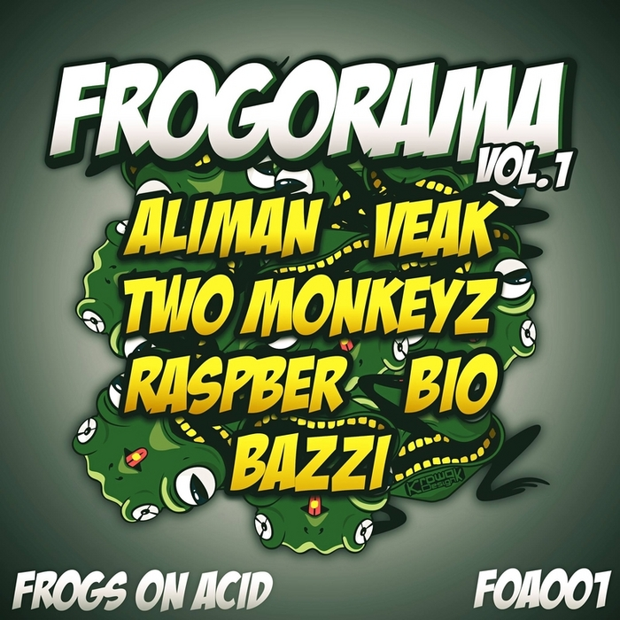 VARIOUS - Frogorama Vol 1