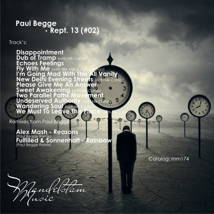 BEGGE, Paul - Rept 13 (#02)