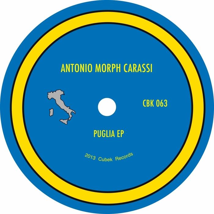 CARASSI, Antonio Morph - Puglia EP