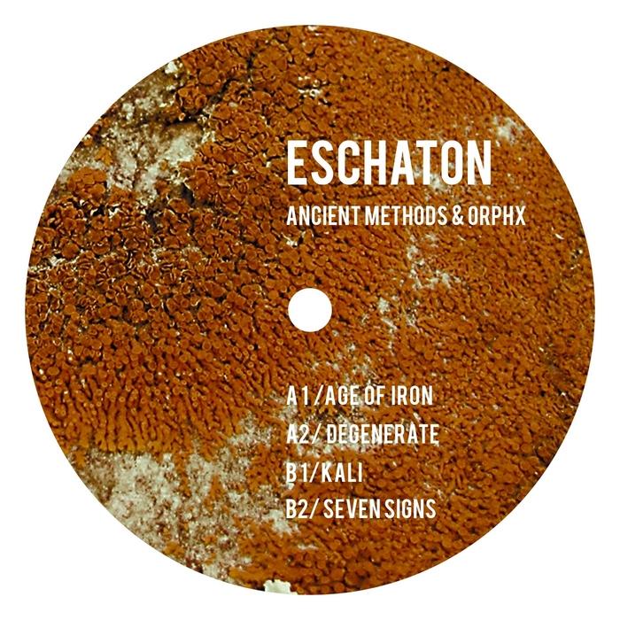 ANCIENT METHODS/ORPHX - Eschaton EP