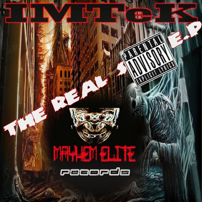 IMTEK - The Real Shit EP