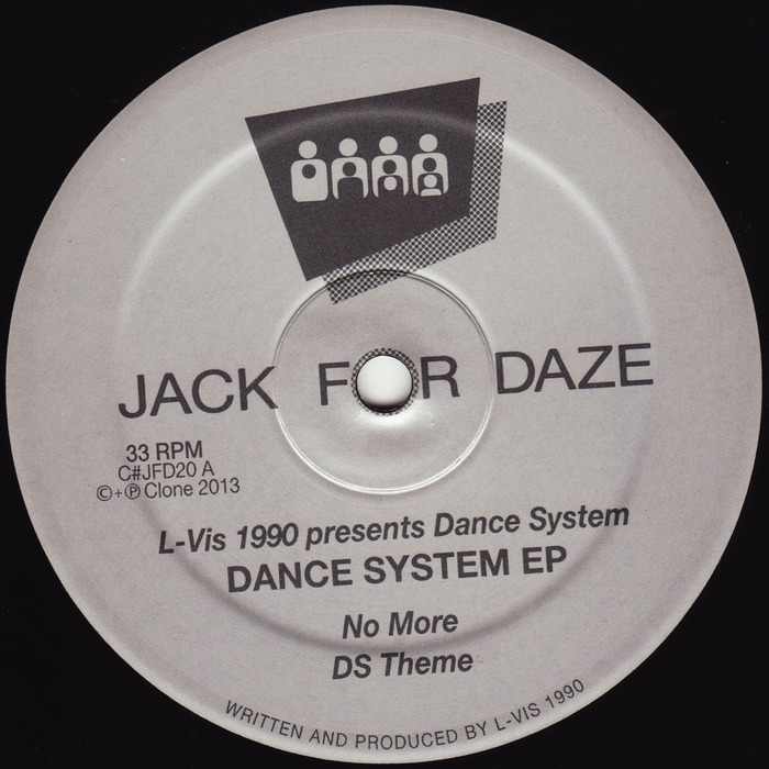 DANCE SYSTEM - Dance System EP