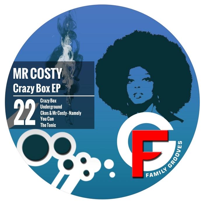 MR COSTY - Crazy Box EP