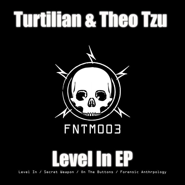 TURTILIAN/THEO TZU - Level In EP