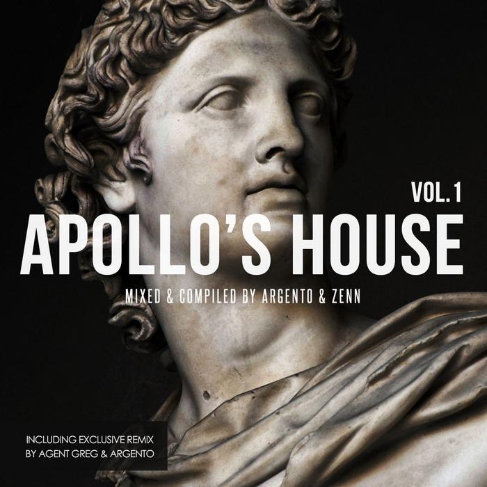 VARIOUS - Apollo's House Vol 1 (Mixed & Compiled By Argento & Zenn)