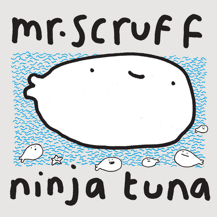MR SCRUFF - Ninja Tuna with Bonus Bait