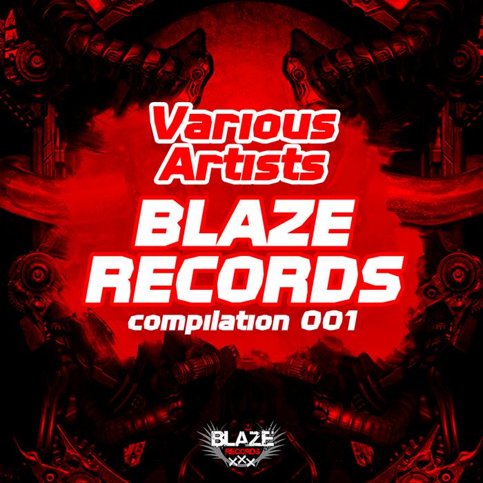 VARIOUS - Blaze Records Compilation 001