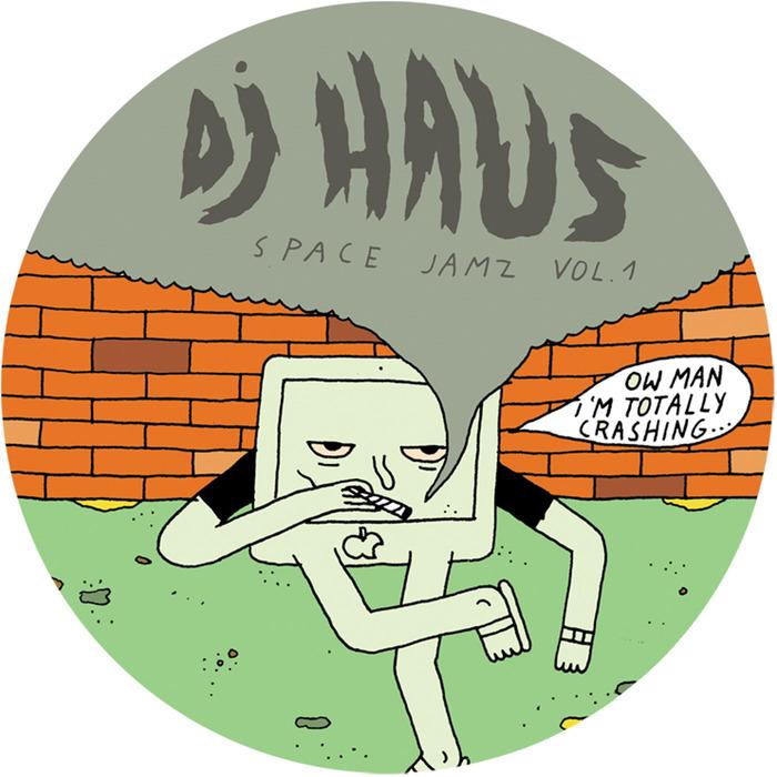 DJ HAUS UTTU - Space Jamz Vol 1