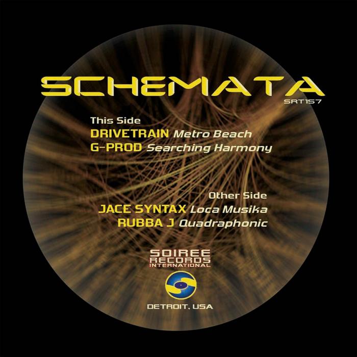 DRIVETRAIN/G PROD/JACE SYNTAX/RUBBA J - Schemata