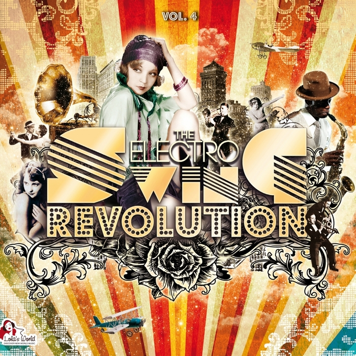 VARIOUS - The Electro Swing Revolution Vol 4