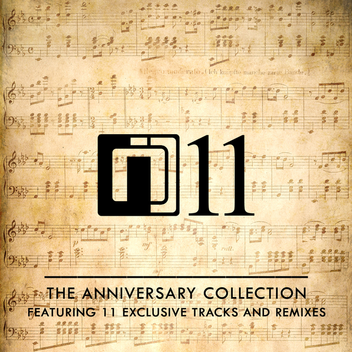 VARIOUS - Intrigue 11: The Anniversary Collection