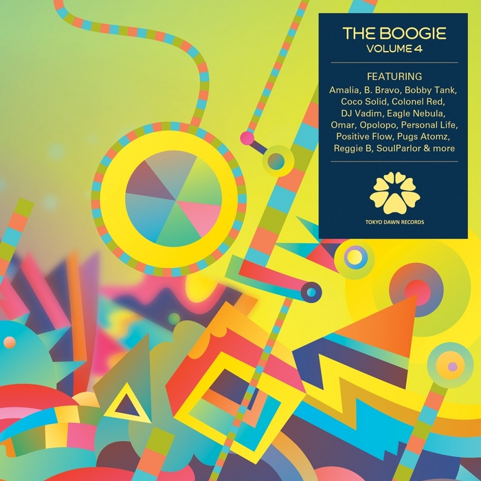 VARIOUS - The Boogie Vol 4