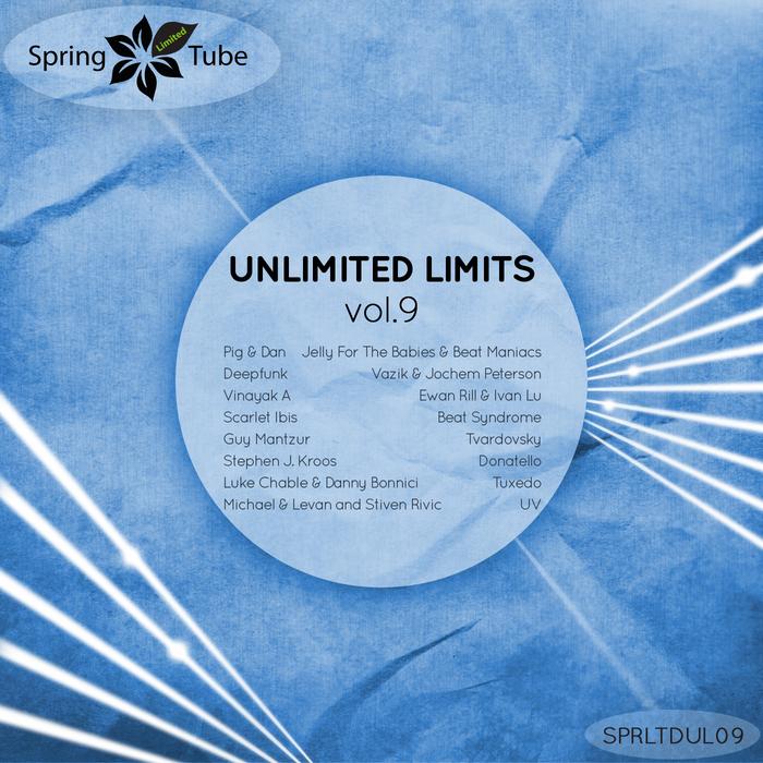 VARIOUS - Unlimited Limits Vol 9