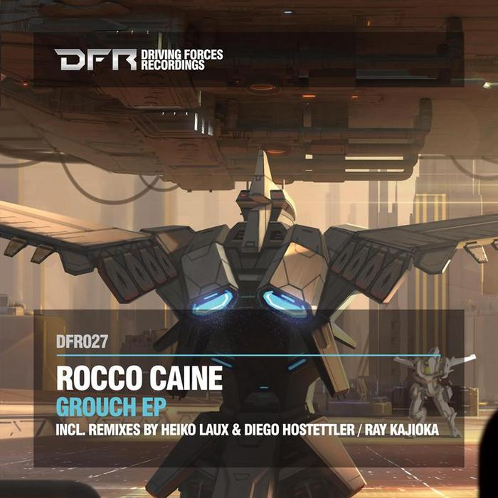 CAINE, Rocco - Grouch EP