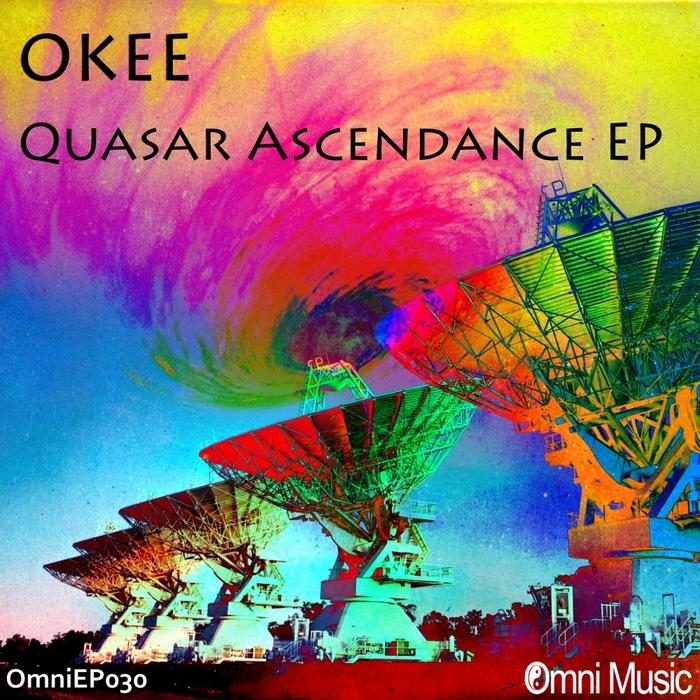 OKEE - Quasar Ascendance EP