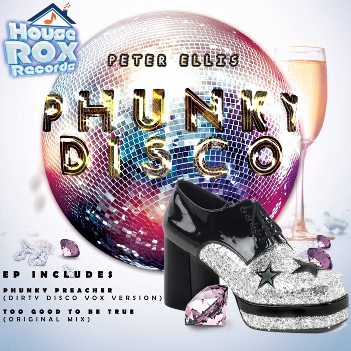 ELLIS, Peter - Phunky Disco EP
