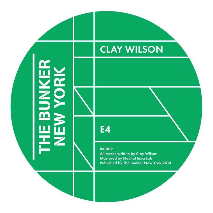 WILSON, Clay - The Bunker New York 002