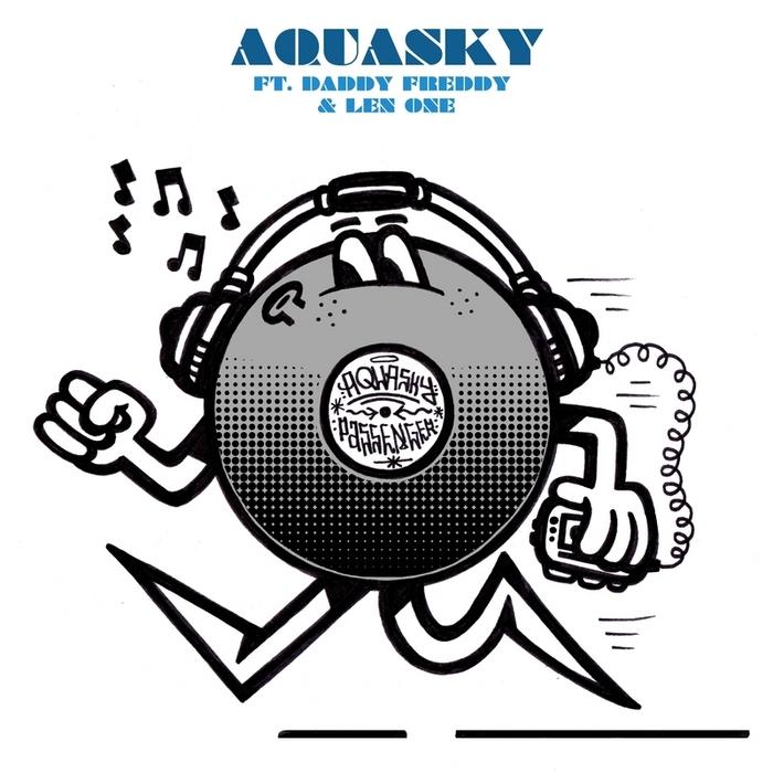 AQUASKY - Side To Side/Bounce (Explicit)