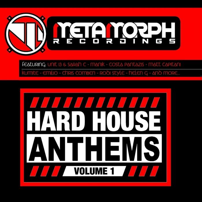 Various Hard House Anthems Volume 1 At Juno Download