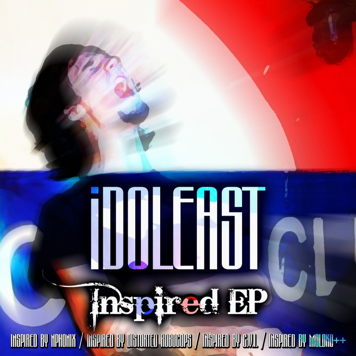 NPHONIX/DISTORTED ROBOCOPS/MOLOKO++/CVI - Inspired EP