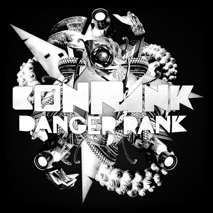 CONRANK - Danger Rank EP