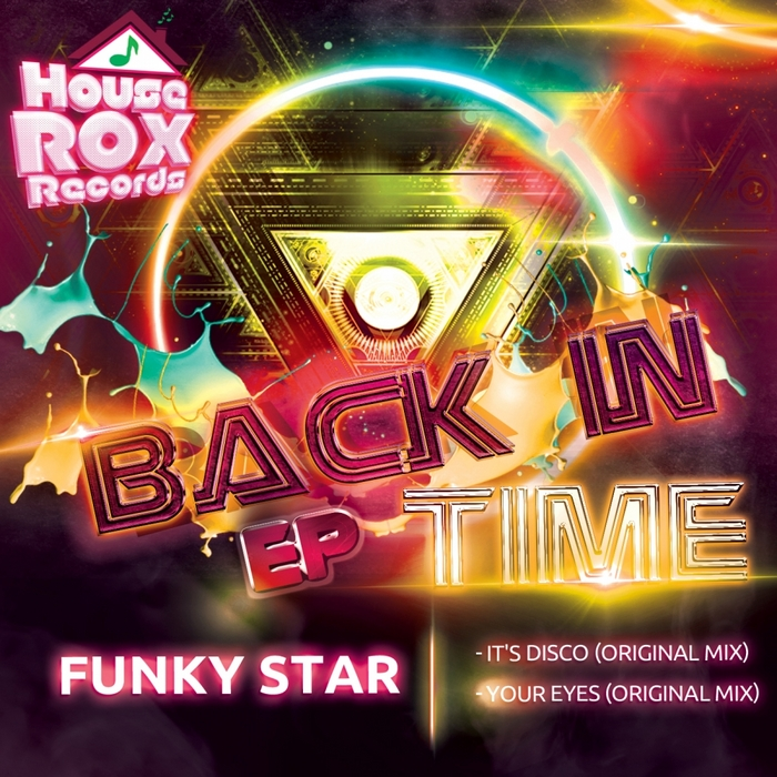 FUNKY STAR - Back In Time EP