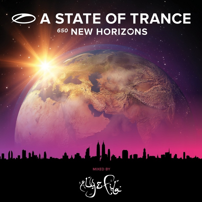 ALY/FILA/VARIOUS - A State Of Trance 650 - New Horizons (Extended Versions)