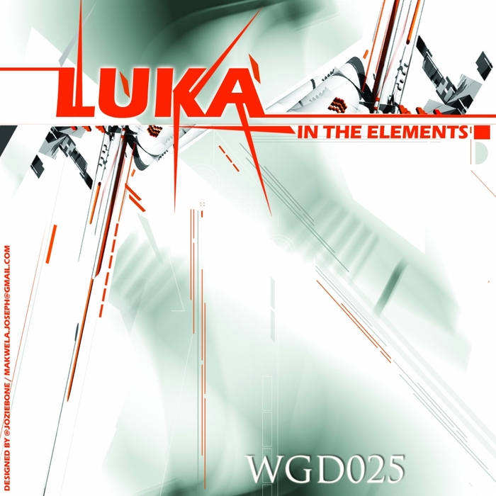 LUKA - In The Elements LP