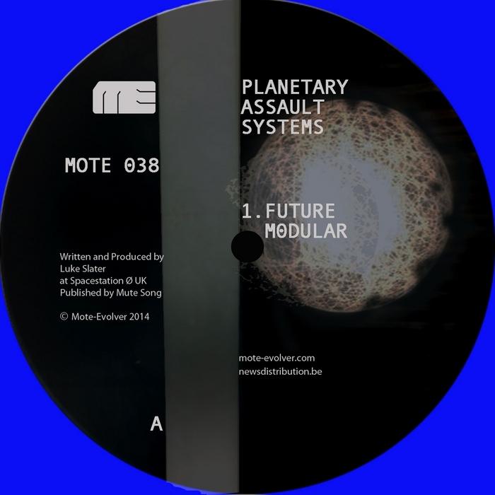 PLANETARY ASSAULT SYSTEMS - Future Modular EP