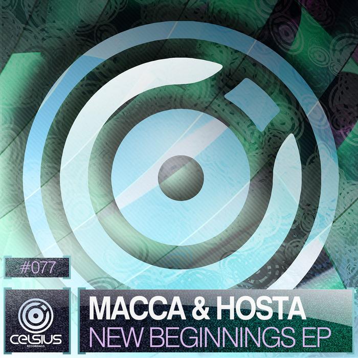 MACCA/HOSTA/JODI - New Beginnings EP