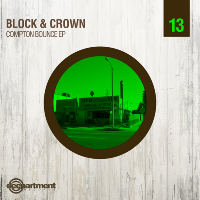 BLOCK & CROWN - Compton Bounce