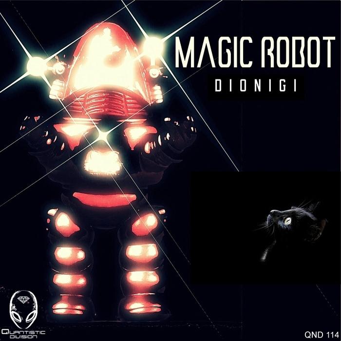 DIONIGI - Magic Robot