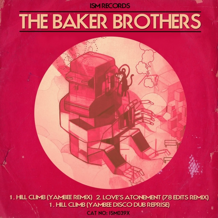 BAKER BROTHERS, The - The Remixes