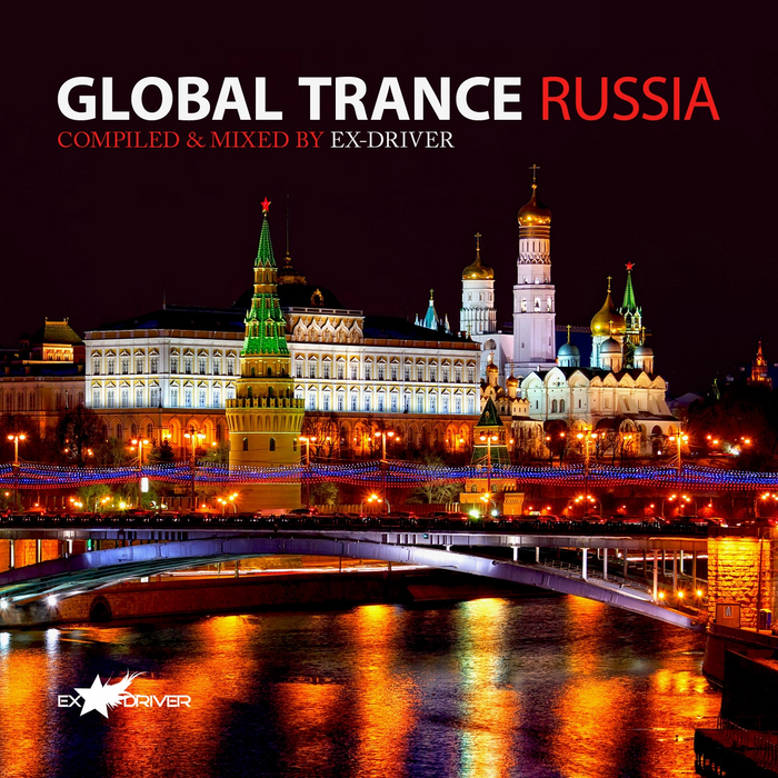 VARIOUS - Global Trance Russia (Mixed By Ex Driver)