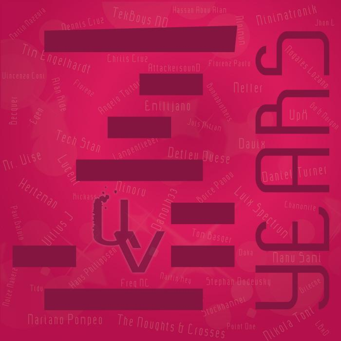 VARIOUS - 3 Years Of UrbanVibe Records