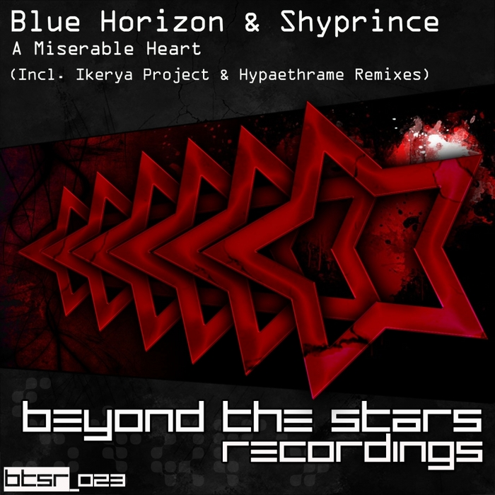 BLUE HORIZON/SHYPRINCE - A Miserable Heart